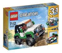 LEGO Creator 31037 Les véhicules de l'aventure