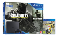Sony PS4 console 1 TB +  Call of Duty Infinite Warfare + modern Warfare ENG/FR + Fifa 17
