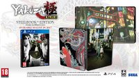 PS4 Yakuza Kiwami Steelbook Edition ENG/FR