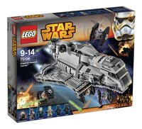 LEGO Star Wars 75106 Imperial Assault Carrier-Avant