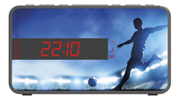 bigben radio-réveil RR16 Football-Détail de l'article