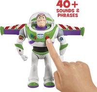 Mattel figurine articulée Toy Story Buzz Mission moves-Image 2
