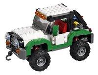 LEGO Creator 31037 Avontuurlijke voertuigen-Vooraanzicht