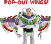 Mattel figurine articulée Toy Story Buzz Mission moves-Image 5