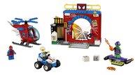 LEGO Juniors 10687 La cachette de Spider-Man-Avant