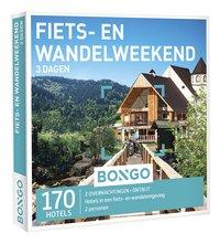 Bongo Fiets- en wandelweekend 3 dagen NL