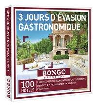 Bongo 3 jours d'Évasion Gastronomique