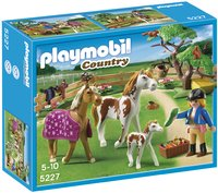 Playmobil Country 5227 Chevaux et enclos