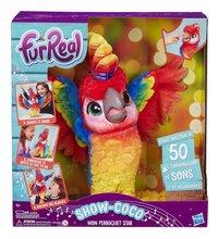 FurReal peluche interactive Show-Coco mon perroquet star-Avant