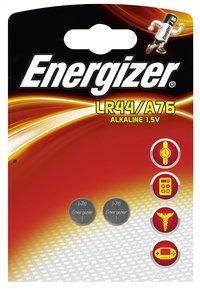 Energizer 2 piles bouton LR44