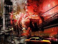 Ravensburger puzzel Kunstzinnig New York-Vooraanzicht