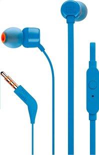 JBL écouteurs Tune 110 bleu-Avant