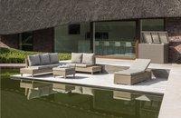 Ensemble Lounge Loya gris brun-Image 2