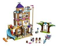 LEGO Friends 41340 Vriendschapshuis-Vooraanzicht