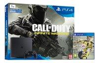 PS4 Slim console 1 TB + Call of Duty Infinite Warfare + Fifa 17