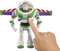 Mattel figurine articulée Toy Story Buzz Mission moves-Image 1