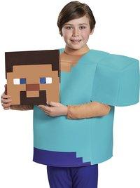 Verkleedpak Minecraft Steve deluxe-Artikeldetail