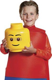 Verkleedpak LEGO mannetje deluxe-Artikeldetail