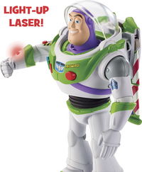 Mattel figurine articulée Toy Story Buzz Mission moves-Image 4