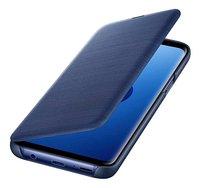 Samsung étui LED View Cover pour Samsung Galaxy S9 bleu-Détail de l'article