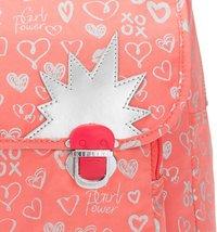 Kipling boekentas Iniko Hearty Pink Met 40 cm-Artikeldetail