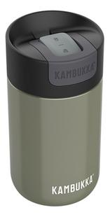 Kambukka isotherme drinkbeker 300 ml Olympus Champaign-Linkerzijde