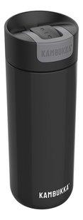 Kambukka mug isotherme Olympus 500 ml Darkness-Côté gauche