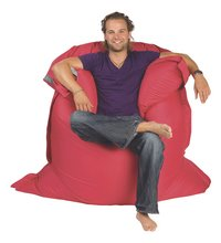 Pouf Grand rouge 164 x 134 cm-Détail de l'article