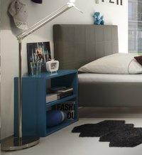 Armoire murale Catherine turquoise-Image 1