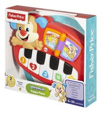 Fisher-Price Laugh & Learn Puppy's Piano NL-Avant