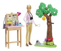Barbie speelset Careers National Geographic Entomoloog-Vooraanzicht