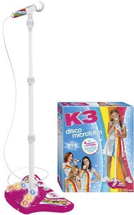 Microfoon op staander K3