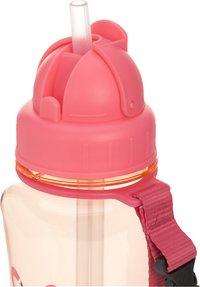 Lässig drinkfles met rietje Flamingo-Artikeldetail
