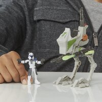 Disney Star Wars Mission Fleet Expedition Class - AT-RT + Captain Rex-Image 4