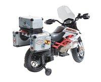 Peg-Pérego elektrische moto Ducati Hypercross-Achteraanzicht