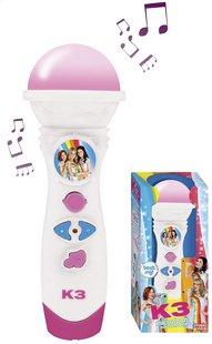 Micro K3 avec enregistrement vocal