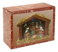 Crèche de Noël traditionnelle