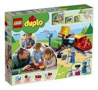 LEGO DUPLO 10874 Stoomtrein-Achteraanzicht