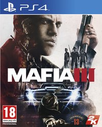 PS4 Mafia III FR/NL