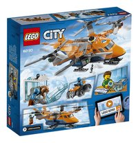 LEGO City 60193 Poolluchttransport-Achteraanzicht