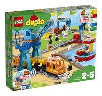 LEGO DUPLO 10875 Goederentrein-Linkerzijde
