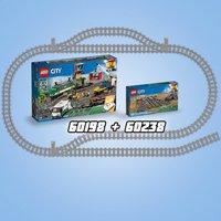 LEGO City 60238 Wissels-Artikeldetail