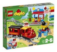 LEGO DUPLO 10874 Le train à vapeur-Côté gauche