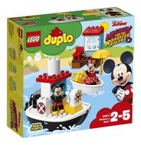 LEGO DUPLO 10881 Mickey's boot-Linkerzijde