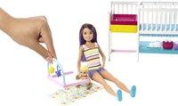 Barbie Baby-sitter Skipper - La chambre des jumeaux-Image 1