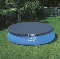 Intex bâche d'été pour piscine Easy Set diamètre 3,96 m-Image 1