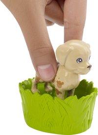 Barbie Le bain des animaux de compagnie-Image 1