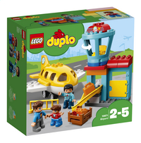 LEGO DUPLO 10871 Vliegveld-Linkerzijde