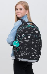Kipling sac à dos Class Room Girl Doodle