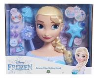 Kappershoofd Disney Frozen II Elsa-Vooraanzicht
